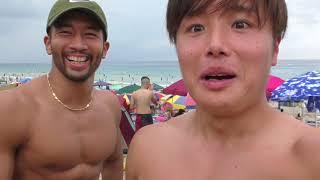 海でナンパしてるマッチョの成功率聞いたら結果がヤバすぎたwww thumbnail