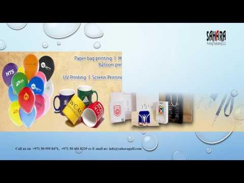 Top Quality Offset, UV, Brochure and Envelope Printing in Dubai & Sharjah