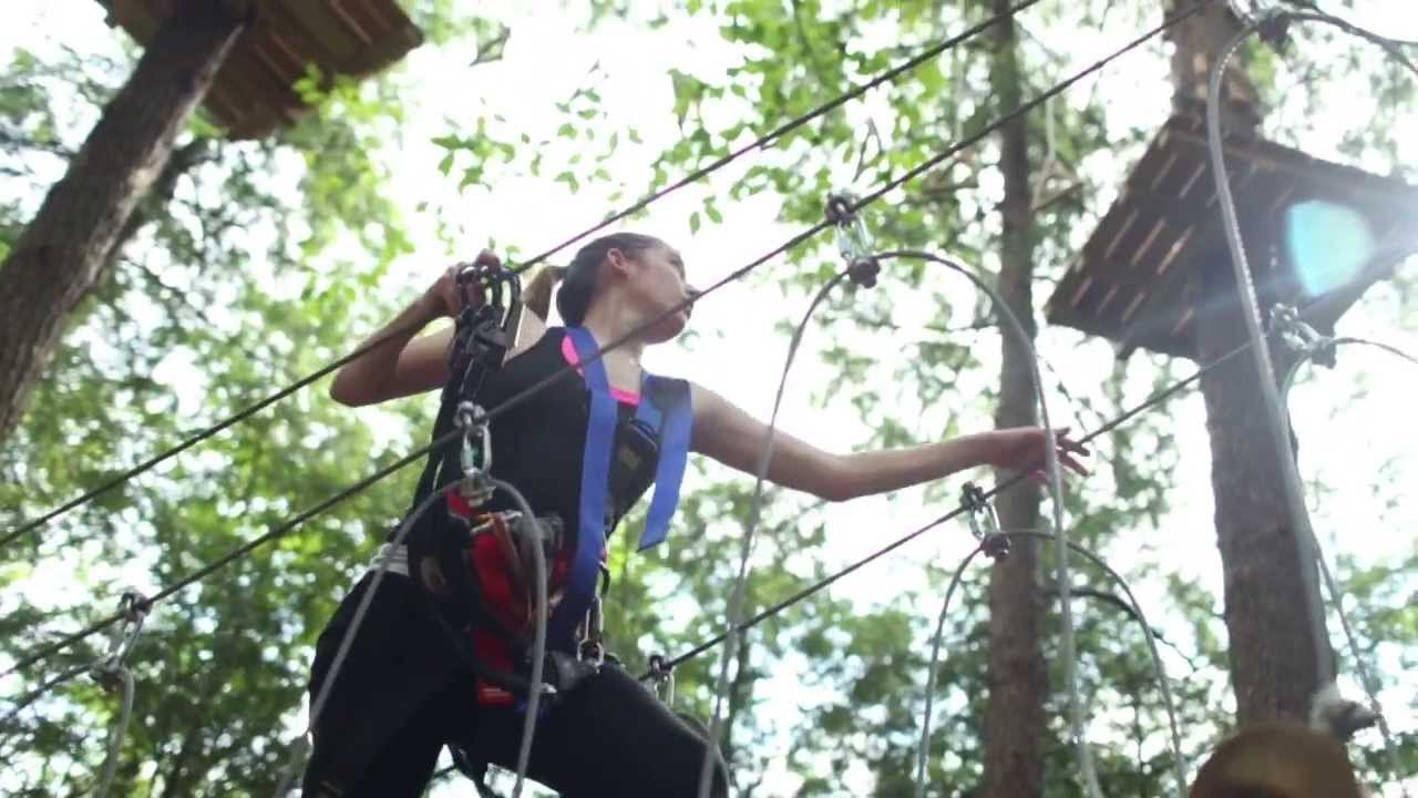 11 Unique Ropes Courses And Aerial Adventure Parks 50 Campfires