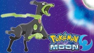 Pokemon: Moon - Zygarde