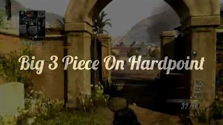 Big 3 Piece On Hardpoint   Black Ops 2 League Play
