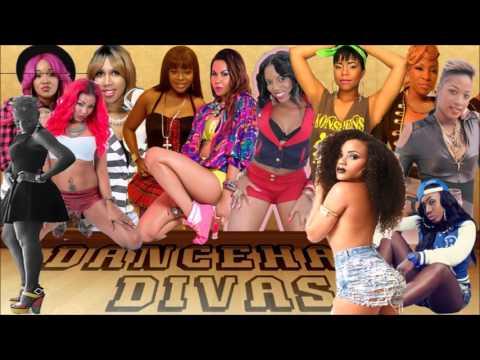 Dancehall Divas Explosion Mixtape {Segment One 2016} mix by Djeasy