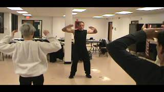 Shifu Ward Tai Chi Warm-Up