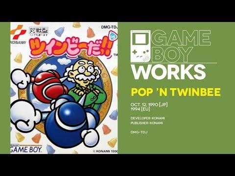 Pop 'N Twinbee retrospective: Cute the messenger | Game Boy Works #100
