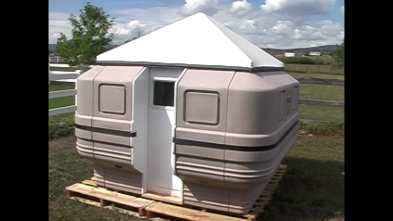 Mobile Survival Shelters : Teal portable shelter funnycat tv