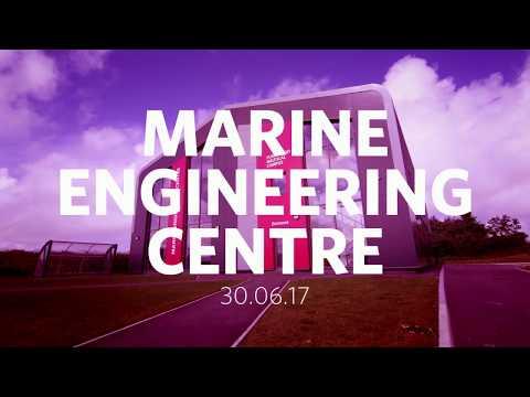 Marine Engineering Centre at Fleetwood Nautical Campus
