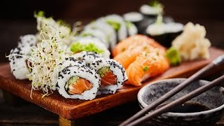 Jak robić sushi? cz. 1 | PASCAL W DOMU + sushi master Daniel