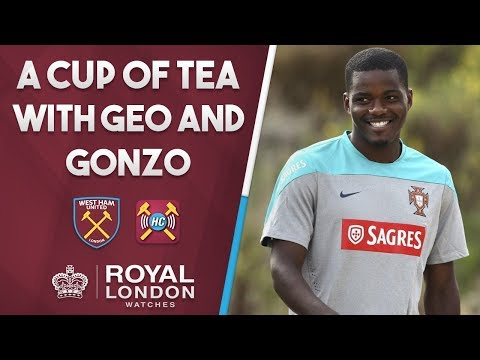 Cup of tea with Geo & Gonzo | William Carvalho to join West Ham?