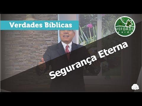 0596 - Segurança Eterna