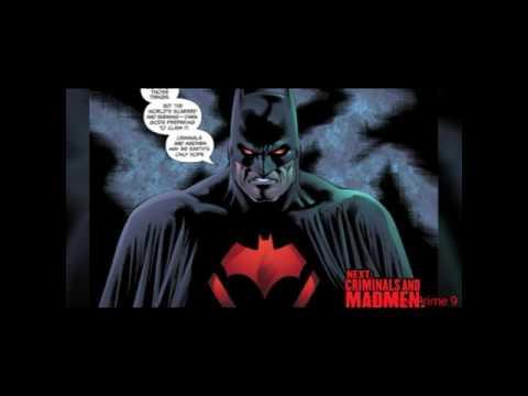 Thomas Wayne/Batman tribute