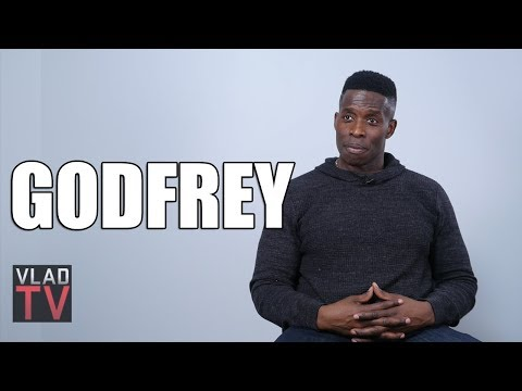 Godfrey: 2Pac and Biggie were Alpha Males, Lil Wayne was Always a Kid (Part 10)