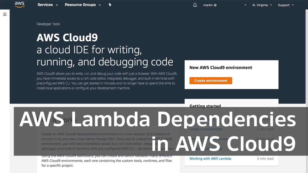 Python Extension Modules in AWS Lambda // markn ca