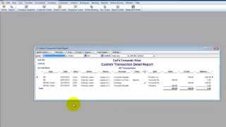 QuickBooks Reports Tips and Tricks