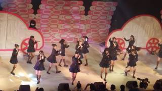 AKB48チーム8 全国ツアー 〜47の素敵な街へ〜島根県公演 夜 島根県芸術...