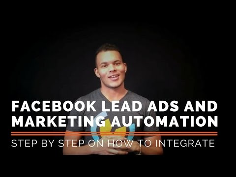 How to Integrate Facebook Lead Ads with Marketing Automation