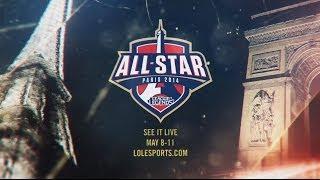 League of Legends All-Star 2014