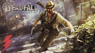 Deadfall Adventures Прохождение На Русском #1 — Пески Саккара