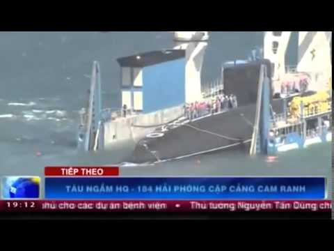 VN-VIETNAM RECOVER CAM RANH BAY FOR SUBMARINE FORCE