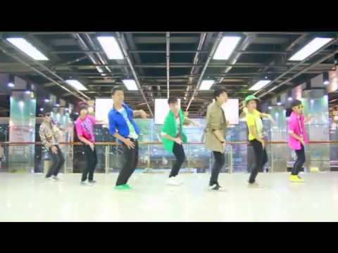 Mr. simple [mirror dance]
