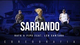Sarrando - Rafa e Pipo Marques feat. Leo Santana   FitDance TV (Coreografia) Dance Video