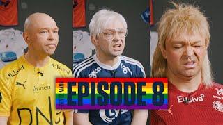 DEN 12. MANN: Episode 8   HamKam, Lillestrøm, Vålerenga og Viking   #HappyPride