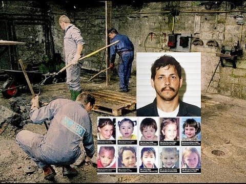 Marc Dutroux - the beast from Belgium Crime  serial killer