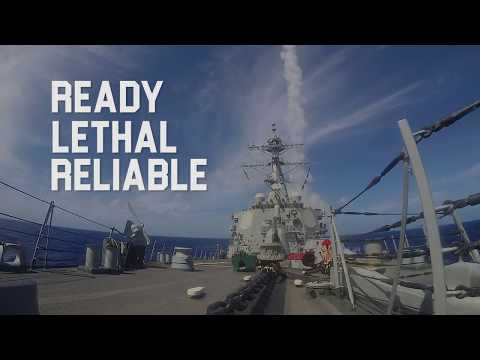 USS Barry: Ready, Lethal, Reliable PHILIPPINE SEA 03.29.2020
