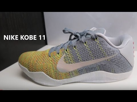 4a7973ce9560 Nike Kobe 11 Elite Low  Master of Innovation  Sneaker Detailed Look ...