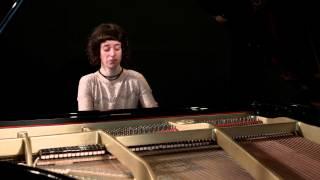 J. Brahms: Rhapsodie g-moll, op 79 Nr. 2