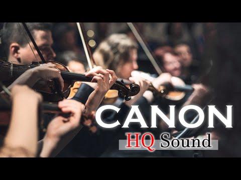 【HD】Johann Pachelbel Canon in D(HQ Sound)