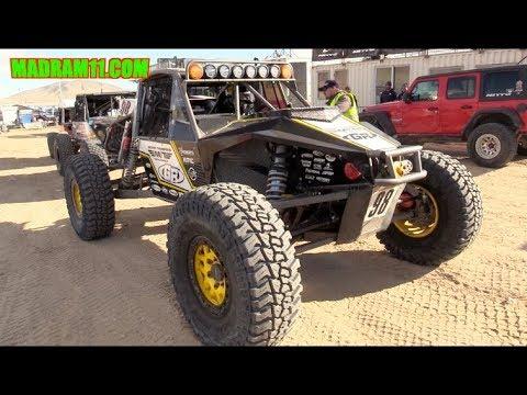 ONE AMAZING IFS/IRS TRITON ENGINEERING ULTRA4 RACE CAR