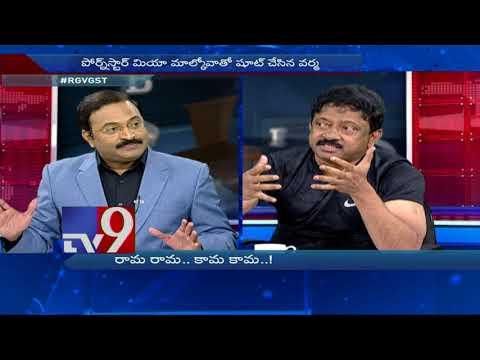 Download Youtube: TV9 Rajinikanth's satire on RGV's baldness || Fun Clip || Big News Big Debate