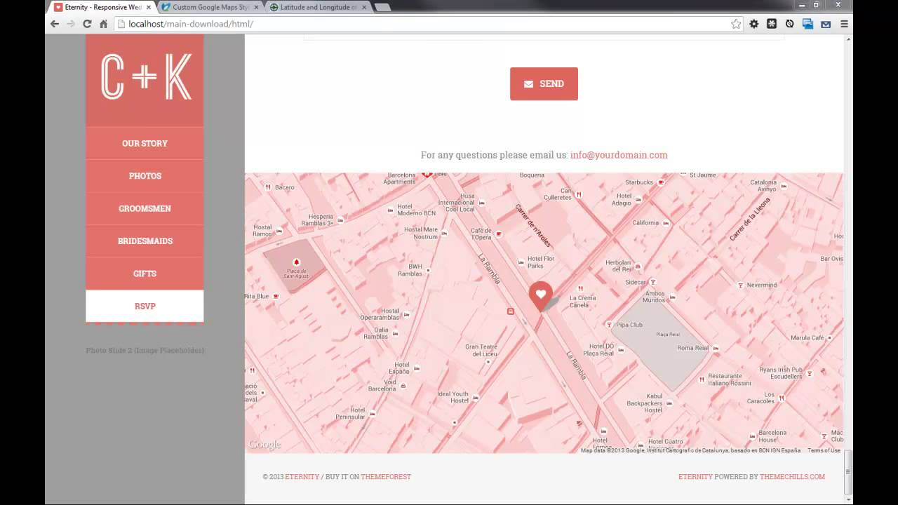 Customize Us Map.How To Customize Your Google Map Youtube