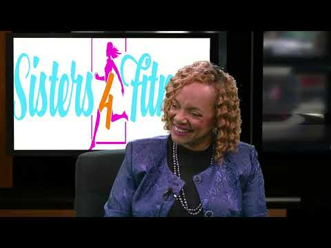 Sisters4Fitness, Diabetes Care Pt  1, Tracey Brown, CEO, American Diabetes Assoc
