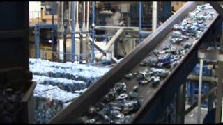 BaleTainer integrated baling solution at a PET to PET recycling plant Thumbnail