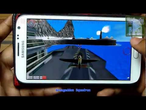 #10 Best 3D ARCADE & ACTION Free Android Games 2013 - March Week 5