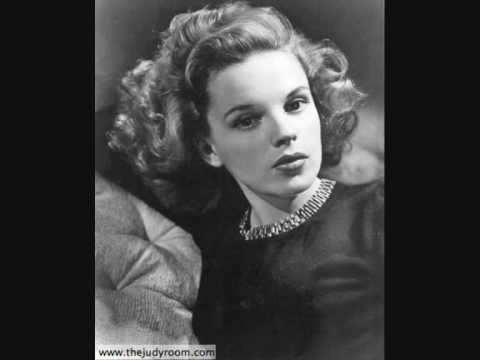 Judy Garland...Johnny Mercer Selections