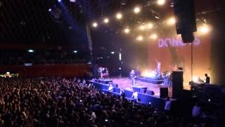 Donots - Today - 15/12/2012 Grand Münster Slam