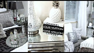 Clean And Decorate With Me |Glam Bedroom Edition