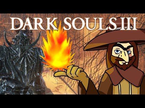 Dark Souls 3   Beaky Ben the Pyro VS Dragonslayer Armor!   Part 11