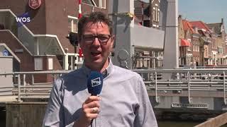 Brugdek In Maassluis Stort Naar Beneden