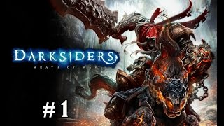 Vídeo Darksiders: Wrath of War