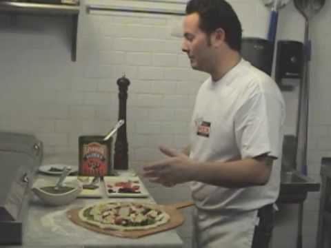 Lindsay Olive National Pizza Recipe Contest