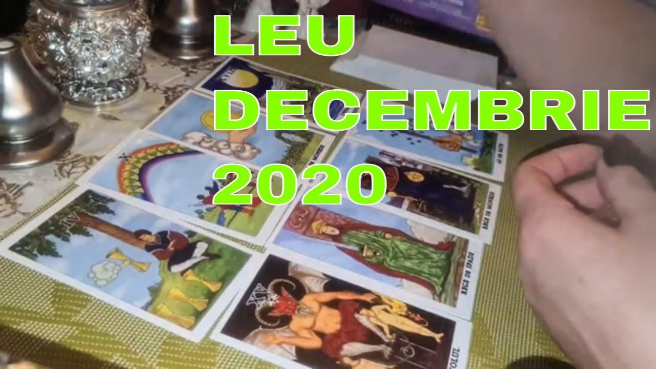 ♌ Horoscop  Zodia  LEU / Decembrie 2020/ Previziuni Tarot ♌