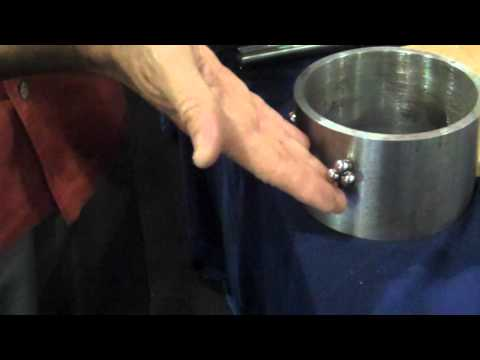 Oil Containment Magnets Demo