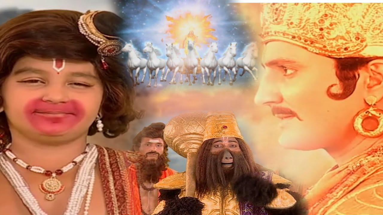 एक समय ऐसा था की लोग सूर्य की गर्मी से जल कर मरने लगे थें - Jai Jai Jai Bajrangbali Episode 308