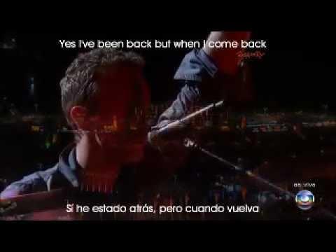 Coldplay Fix you subtitulada español ingles rock in rio HD.3gp