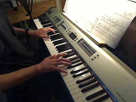 how to play i see the light on piano