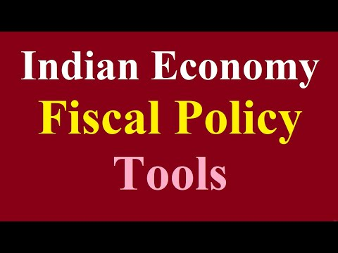 05 Fiscal Policy Tools