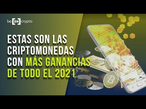 Las CRIPTOS  con MEJOR RENDIMIENTO del 2021 + BTC + ETH | Análisis Técnico Semanal